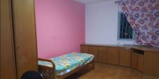 Photo of Marcus's room