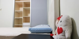Photo of Kian Chin's room