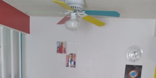 Photo of Roxane's room