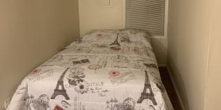 Photo of Jalil's room
