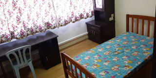 Photo of Grace Lee's room