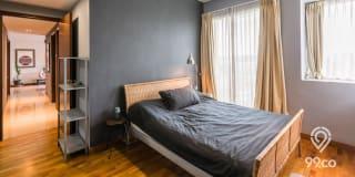Photo of Goonj's room
