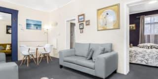 Photo of Den's room