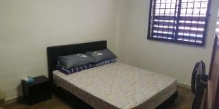 Photo of Redzuan's room