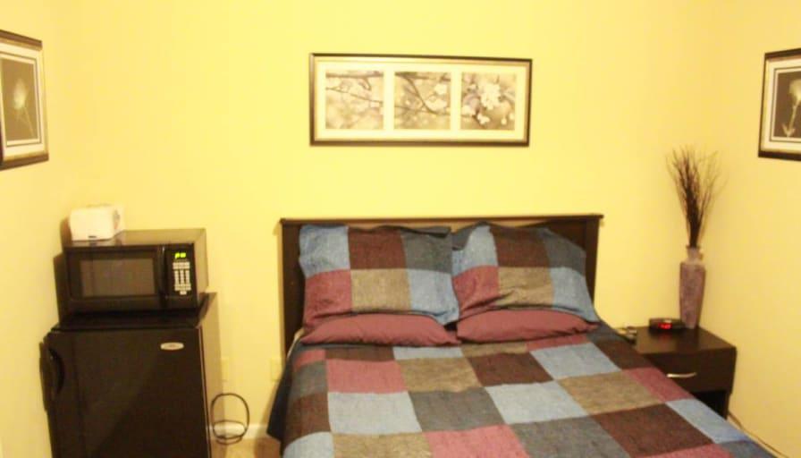 Photo of Cornelius's room