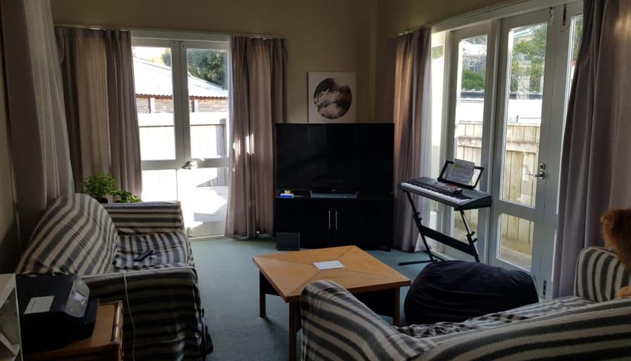 Photo of mark's room