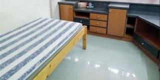 Photo of Chew's room