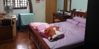Photo of Natalie sim's room