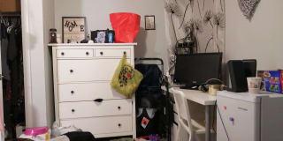 Photo of Kristi's room
