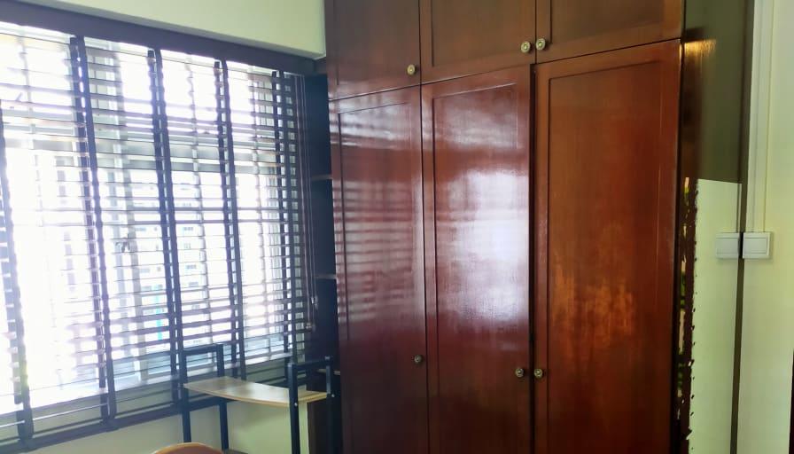 Photo of Aishah's room