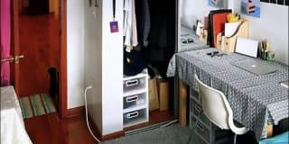 Photo of Dechanel's room