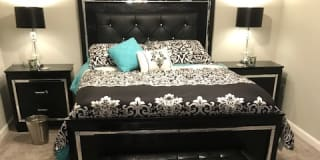 Photo of Sharifa's room