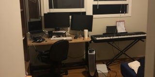 Photo of Brody's room