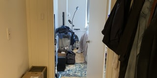 Photo of Romeo's room