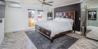 Photo of Esperanza Cuervo's room