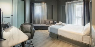 Photo of Hotel Calmo's room