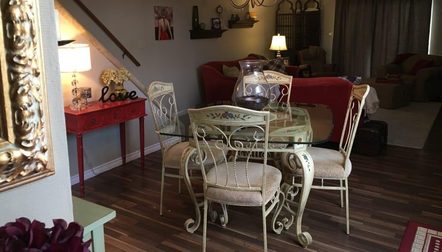 Photo of Corrine's room