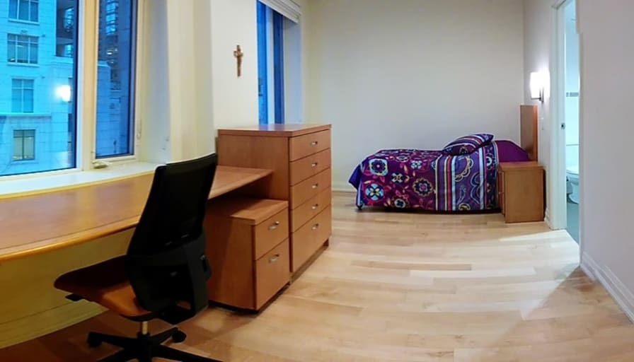 Photo of Eva's room