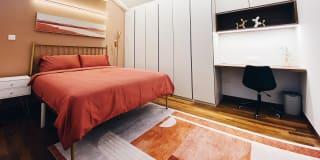 Photo of Susan's room