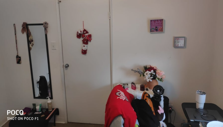 Photo of Rithika's room