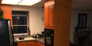 Photo of Reginald's room