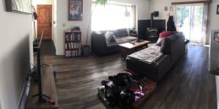 Photo of Janine Moulton's room