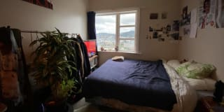 Photo of Henry's room