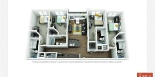 Photo of Karigan's room