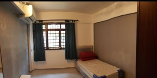 Photo of Issam's room