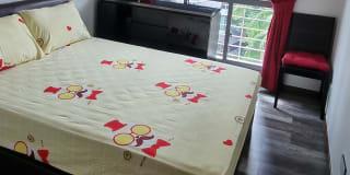 Photo of JR's room