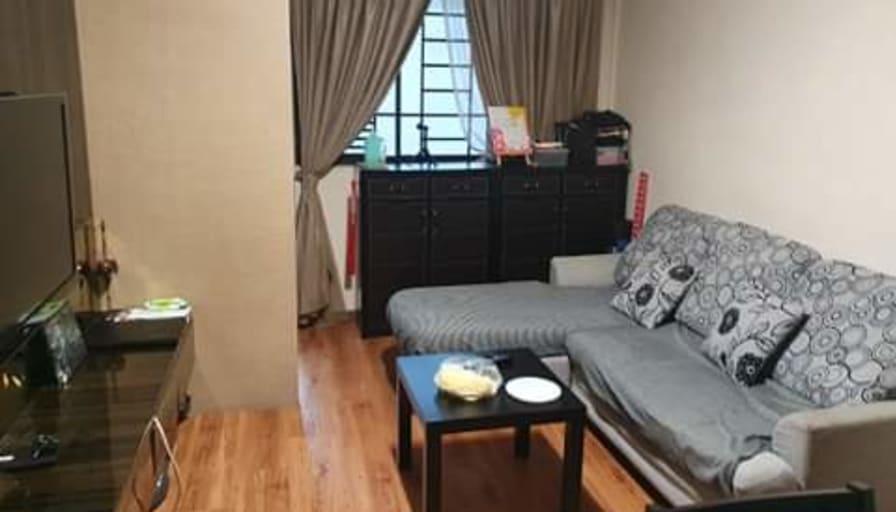 Photo of Ramel's room