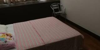 Photo of Kelvin's room