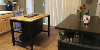 Photo of Zachary Miller's room