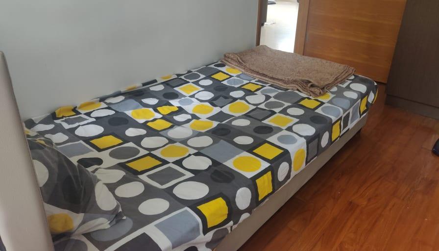 Photo of Geet's room