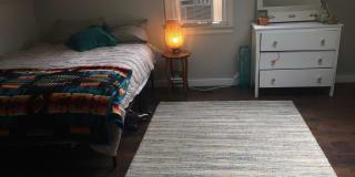 Photo of Sidney's room