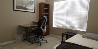 Photo of Tony's room