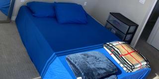 Photo of Keyon's room