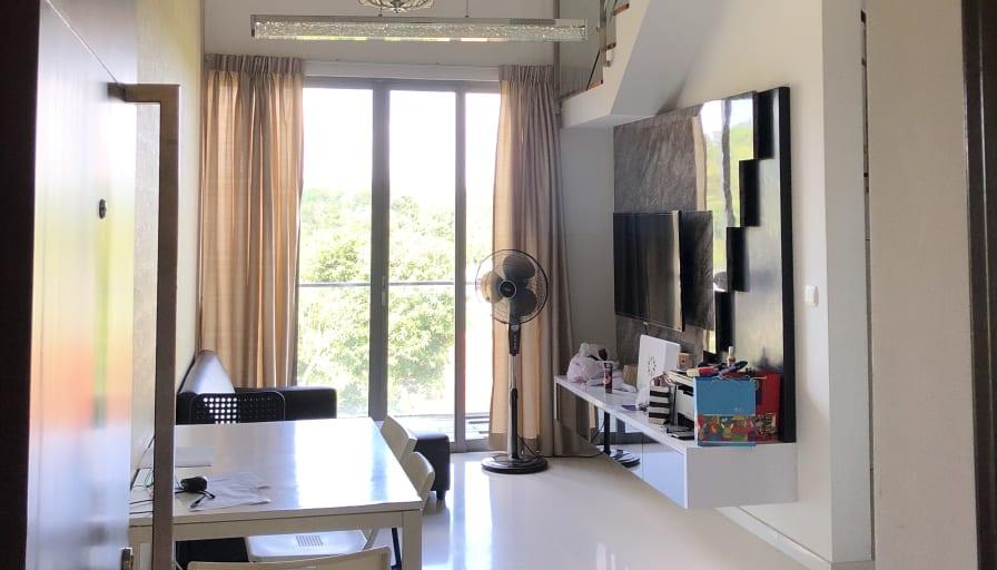 Photo of Kendrick's room