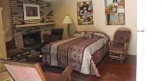 Photo of Kathleen's room