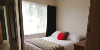 Photo of Caron's room