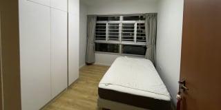Photo of SK Lee's room