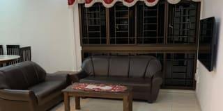 Photo of Shafi's room