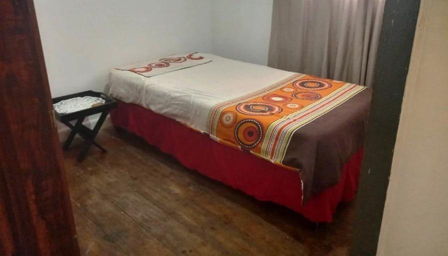 Photo of Wayne Ramsden's room