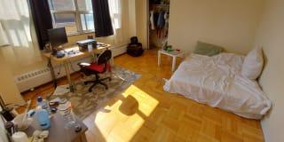 Photo of Boris's room