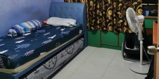 Photo of Muhammed Mustafa's room