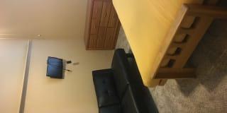 Photo of Ethel's room