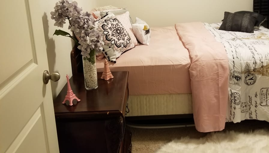 Photo of Jeilyann's room
