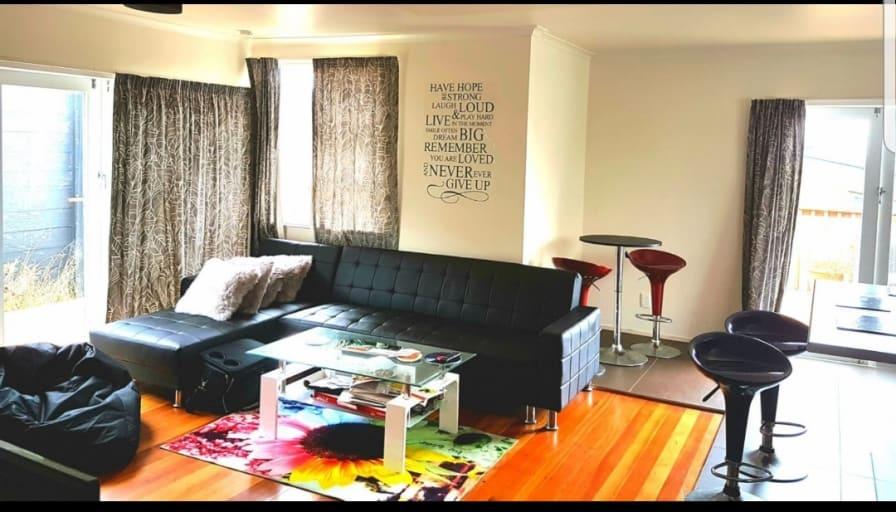 Photo of Saz & Riya's room