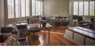 Photo of Bernard's room