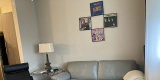 Photo of Harris's room